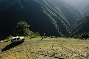 Droga do Omalo, Tuszetia