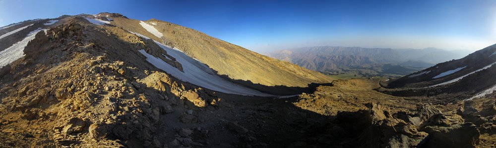 Damavand - southern route - 4600 m