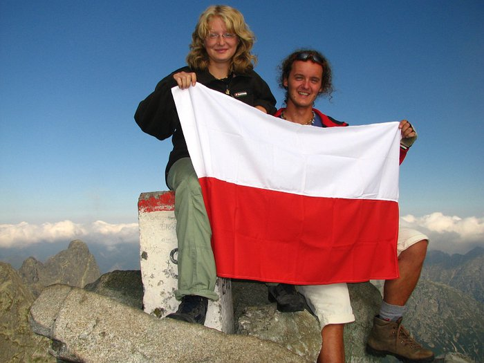Highest point of Poland