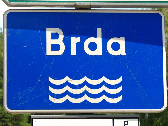 Kayaking the River Brda